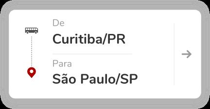 Curitiba PR - Sao Paulo SP