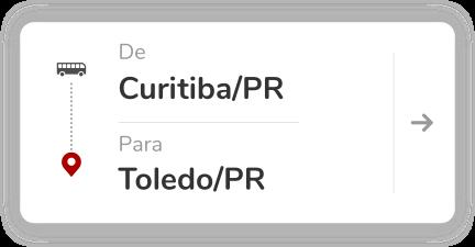 Curitiba PR x Toledo PR