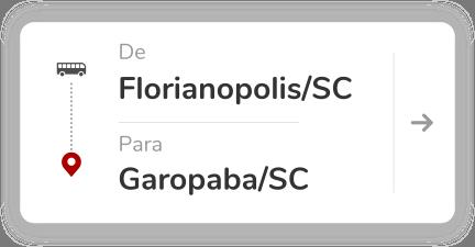 Florianopolis SC - Garopaba SC