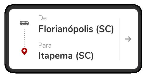 Florianópolis (SC) - Itapema (SC)