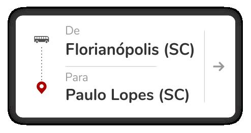 Florianópolis (SC) - Paulo Lopes (SC)