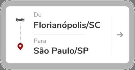 Florianopolis SC - São Paulo SP