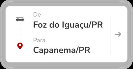 Foz do Iguaçu (PR) - Capanema (PR)