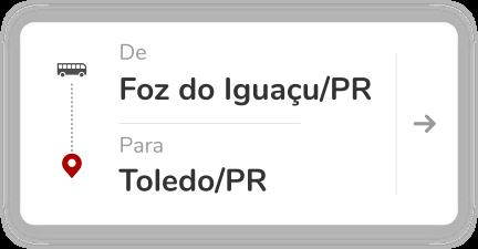 Foz do Iguacu PR x Toledo PR