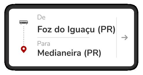 Foz do Iguaçu (PR) - Medianeira (PR)