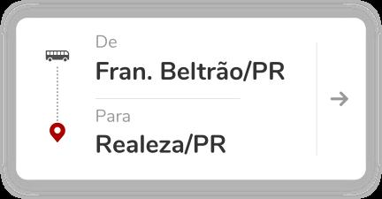 Francisco Beltrão (PR) - Realeza (PR)