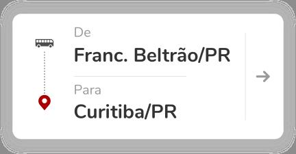 Francisco Beltrão PR - Curitiba PR
