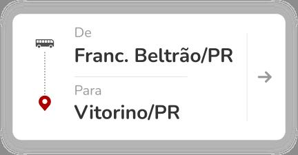 Francisco Beltrão (PR) - Vitorino (PR)