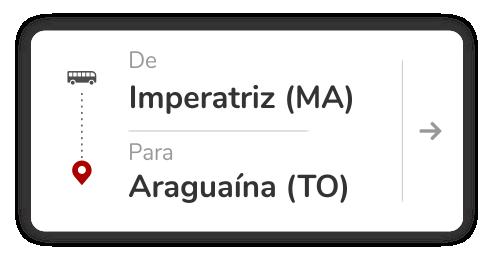 Imperatriz (MA) - Araguaína (TO)