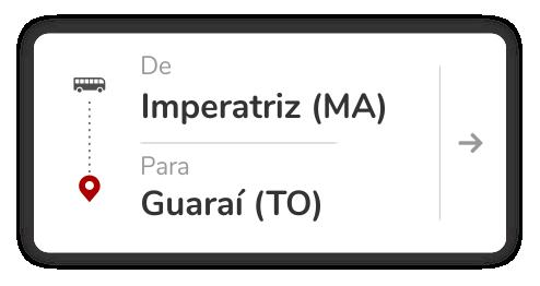 Imperatriz (MA) - Guaraí (TO)