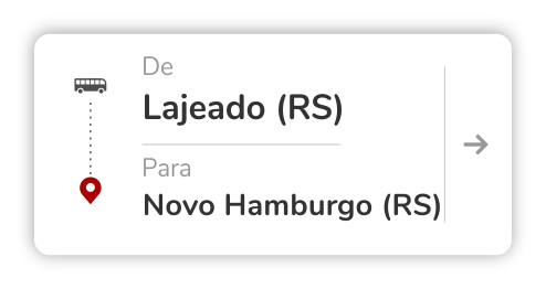 Lajeado (RS) - Novo Hamburgo (RS)