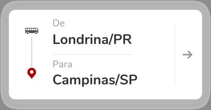 Londrina PR - Campinas SP