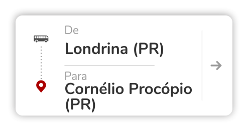 Londrina (PR) - Cornélio Procópio (PR)