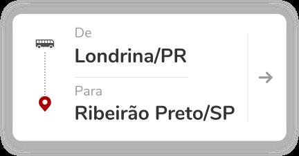 Londrina PR - Ribeirão Preto SP