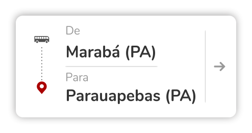 Marabá (PA) - Parauapebas (PA)