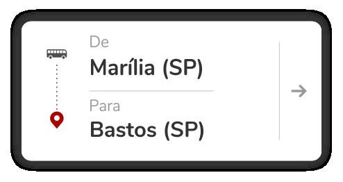 Marília (SP) - Bastos (SP)