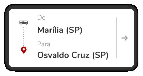 Marília (SP) – Osvaldo Cruz (SP)