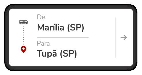 Marília (SP) – Tupã (SP)
