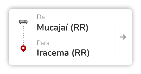 Mucajaí (RR) - Iracema (RR)