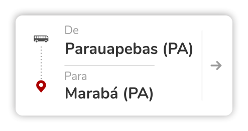 Parauapebas (PA) - Marabá (PA)
