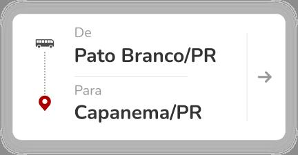 Pato Branco (PR) - Capanema (PR)