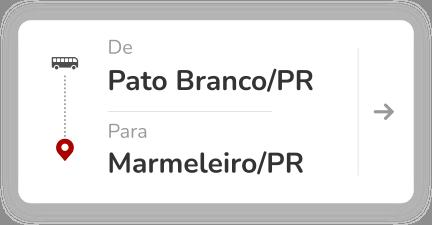 Pato Branco (PR) - Marmeleiro (PR)