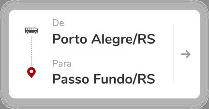 Porto Alegre RS - Passo Fundo RS