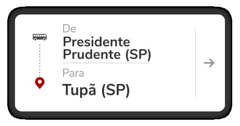 Presidente Prudente (SP) – Tupã (SP)