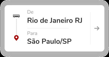 Rio de Janeiro RJ - São Paulo Barra Funda SP