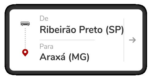 Ribeirão Preto (SP) - Araxá (MG)