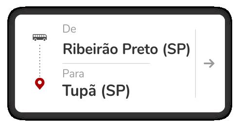 Ribeirão Preto (SP) – Tupã (SP)