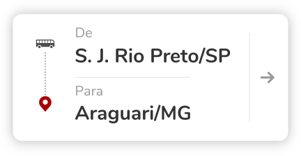 S. J. Rio Preto SP - Araguari MG
