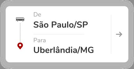 São Paulo SP - Uberlândia MG