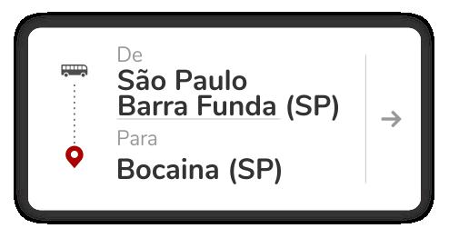 São Paulo Barra Funda (SP) - Bocaina (SP)