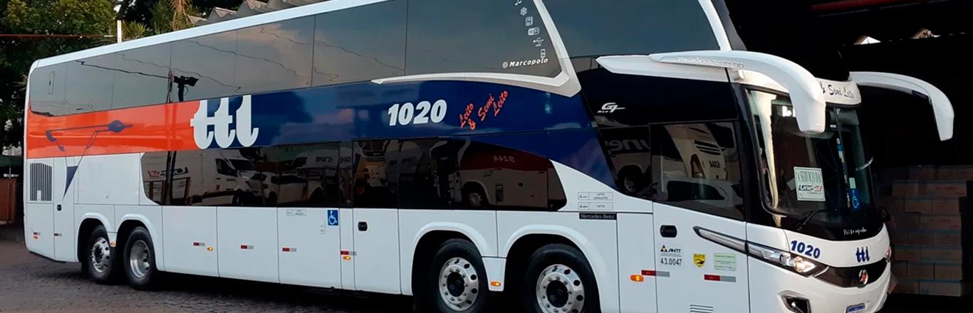 Frota Ônibus TTL