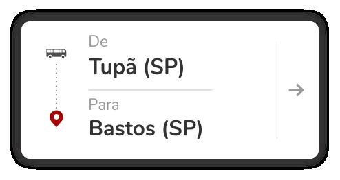 Tupã (SP) - Bastos (SP)