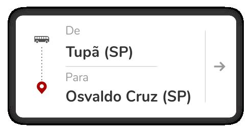 Tupã (SP) – Osvaldo Cruz (SP)