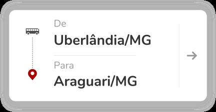 Uberlandia MG - Araguari MG