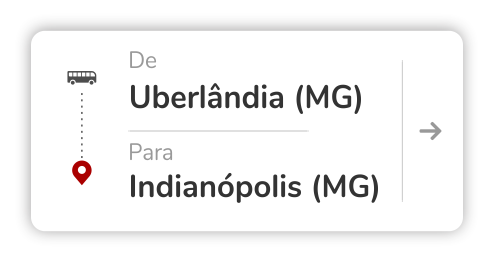 Uberlândia (MG) - Indianópolis (MG)