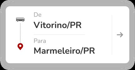 Vitorino (PR) - Marmeleiro (PR)