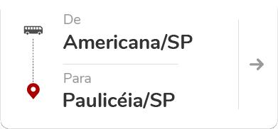 Americana (SP) - Paulicéia (SP)