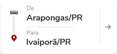 Arapongas (PR) - Ivaiporã (PR)