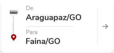 Araguapaz GO - Faina GO