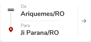 ARIQUEMES (RO) - JI-PARANÁ (RO)