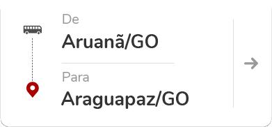 Aruanã GO – Araguapaz GO