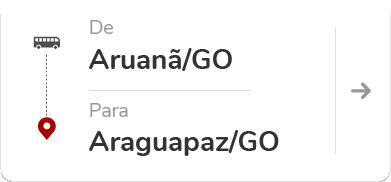 Aruanã GO - Araguapaz GO