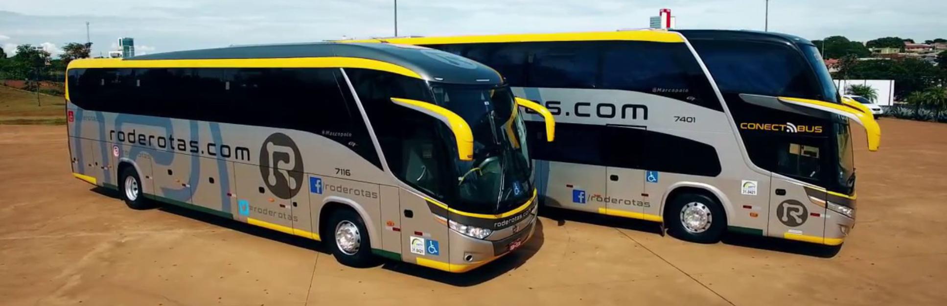 Frota Ônibus Nacional Expresso
