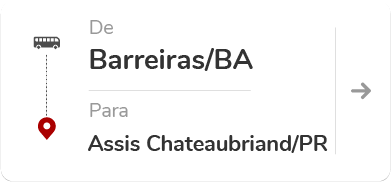 Barreiras BA - Assis Chateaubriand PR