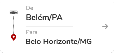 Belém (PA) para Belo Horizonte (MG)