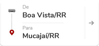 Boa vista (RR) - Mucajaí (RR)